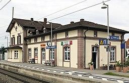 St. Ilgen Sandhausen Bahnhof 20130602