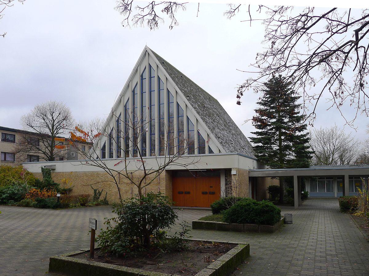 St Joseph Kirche Berlin Rudow Wikipedia