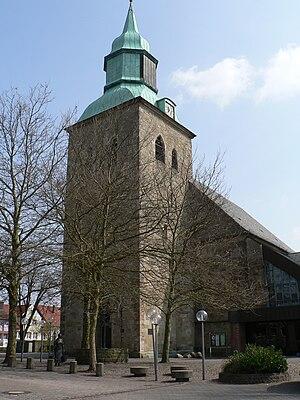 Melle, Germany - Roman Catholic St. Matthäus Church