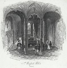 St. Winifrids Well, Holywell