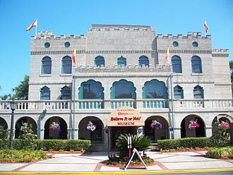 Ripley's Believe It or Not! - St. Augustine, Florida Odditorium