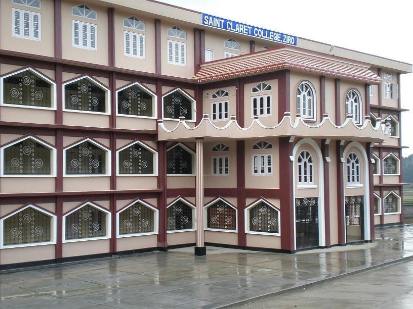 St Claret College Ziro