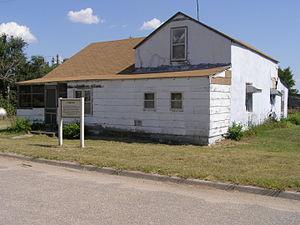 Nicodemus National Historic Site - Image: St Francis Hotel P7260407