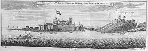 Fort Coenraadsburg - Image: St Jago