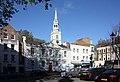 St James, Clerkenwell Close, Clerkenwell, London EC1 - geograph.org.uk - 2157513.jpg