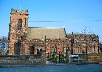 Frodsham - St Laurence, Frodsham