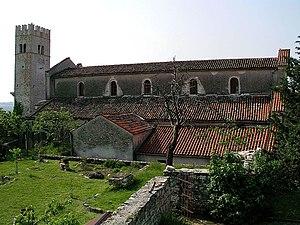 Sveti Lovreč - The church of St. Martin