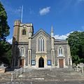 St Martin's Church, Church Street, Epsom (NHLE Code 1028592).JPG