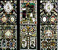 St Mary's church - east window detail - geograph.org.uk - 1363715.jpg