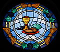 St Michael the Archangel, Findlay, OH - bread and wine.jpg