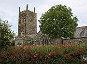 St Newlyn East Church - geograph.org.uk - 185100