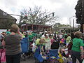 St Pats Parade Day Metairie 2012 Parade B7.JPG