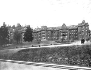 Providence St. Vincent Medical Center - Image: St Vincent Hospital Portland Oregon 1910