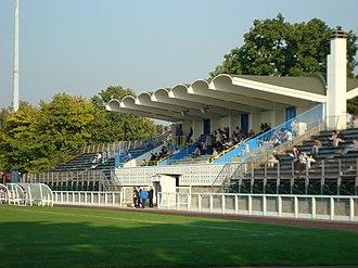 Poissy - Stadium Léo-Lagrange'
