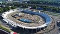 Stadion Orzeł Łódź w budowie 2017-07-30.jpg
