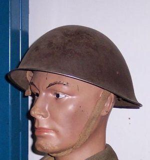 """Mk III helmet - Mk III """"Turtle"""" helmet"""