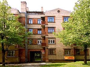 Ernests Štālbergs - Image: Stalberg 1930 Riga