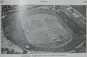 1922 FA Cup Final - The Stamford Bridge in the 1920s–30s