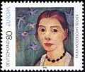 Stamp Germany 1996 Briefmarke Europa Paula Modersohn-Becker.jpg