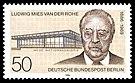 Ludwig Mies van der Rohe -  Bild