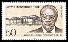 ludwig mies van der rohe wikiquote. Black Bedroom Furniture Sets. Home Design Ideas