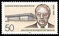لودفيج روه|Ludwig Mies Rohe