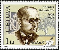 Stamps of Lithuania, 2006-04.jpg
