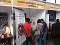 Stand en Feria de Museos 2013 MHN-UNMSM 03.JPG