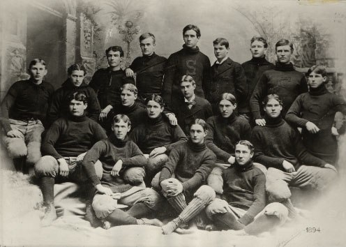 Stanford football 1894