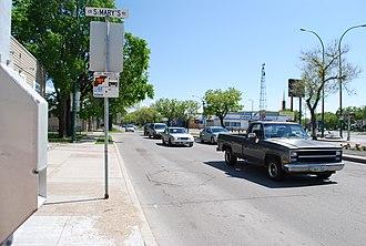 Winnipeg Route 150 - Image: Stannesjunction