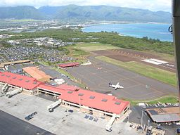 Starr 050404-5361 Aerial photograph of Hawaii