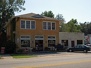 Silverhill, Alabama - Image: State Bank Silverhill Sept 2012 02
