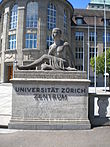 Statue at University of Zurich.JPG
