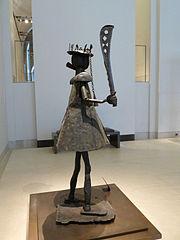 Fichier:Statue fon-République du Bénin (1).jpg — Wikipédia