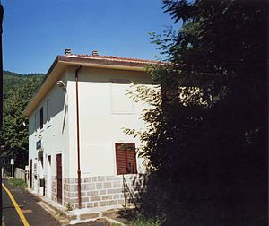 San Mommè - San Mommè railway station