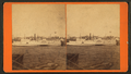 Steamboat landing, Bangor, Maine, from Robert N. Dennis collection of stereoscopic views.png