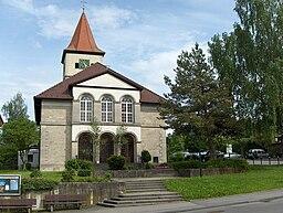 Steinenbronn Kirche geograph.org.uk 7365