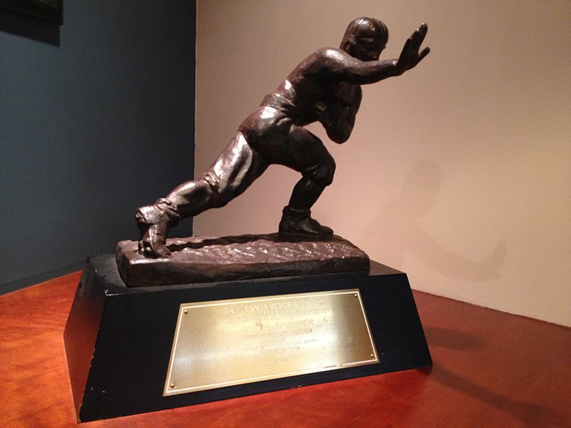 File:Steve Spurrier's Heisman Trophy.jpeg