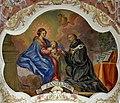 Stift Ossiach - Maria erscheint Anselm von Canterbury.JPG