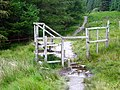 Stile on the West Highland Way - geograph.org.uk - 508198.jpg