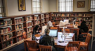 Stillman College - The Stillman College library.