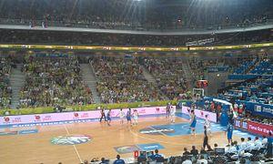 EuroBasket 2013 - Image: Stožice Arena