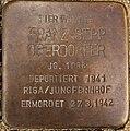 Stolperstein Göppingen, Franz Sepp Oberdorfer.jpg
