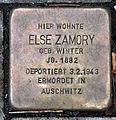 Stolperstein Karl-Liebknecht-Str 31 (Mitte) Else Zamory.jpg
