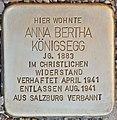 Stolperstein für Anna Bertha Königsegg (Salzburg).jpg