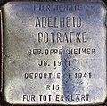 Stolpersteine Köln, Adelheid Potrafke (Helenenstr. 12).jpg