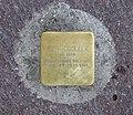 Stolpersteine Salzburg, Verlegestelle Franziskanergasse 5.jpg