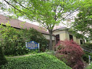 Stoneham, Massachusetts - Stoneham Public Library