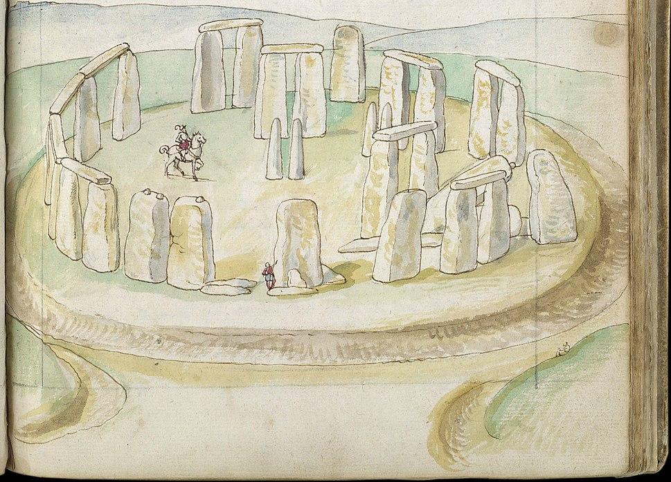Stonehenge Lucas de Heere