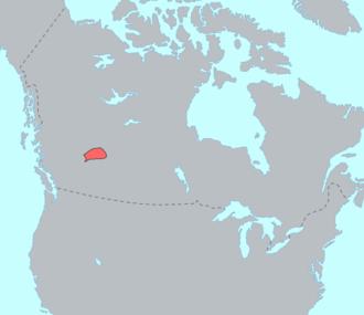 Nakoda (Stoney) - Stoney language
